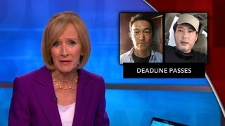 News Wrap: Ransom deadline passes for Japanese hostages