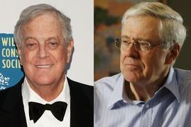 How the Koch brothers turned into political power brokers