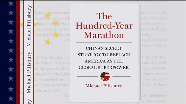 Does China have a secret plan to take America's place?