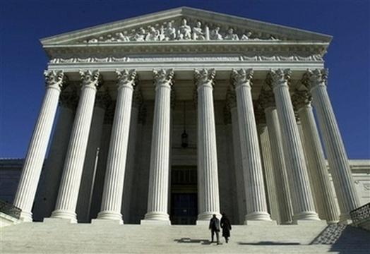 Supreme Court weighs process, not politics, of who draws vot