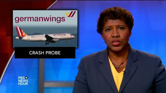 News Wrap: Investigators search Germanwings wreckage