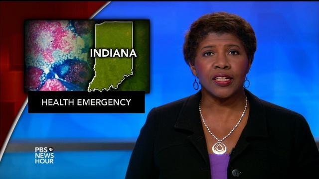 News Wrap: Indiana gov. declares HIV public health emergency