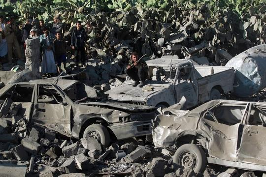 What's driving Saudi airstrikes in Yemen?