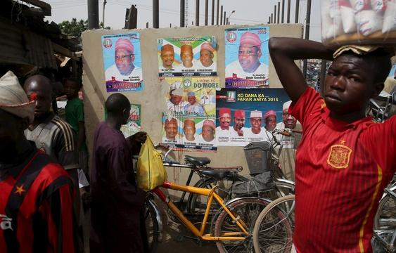 Will Nigeria see first-ever democratic transition of power?