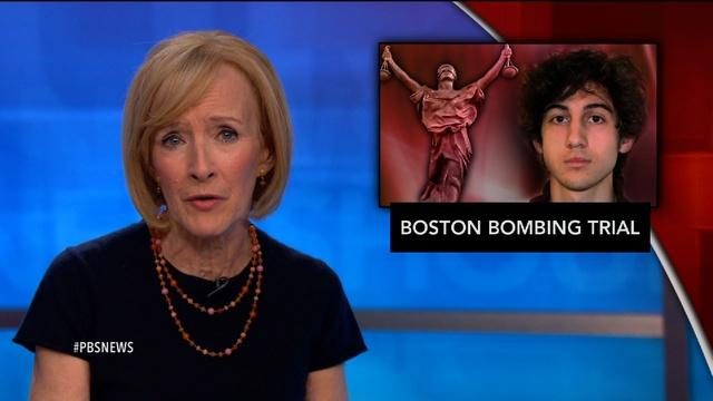 News Wrap: Defense rests in Boston Marathon bombing case