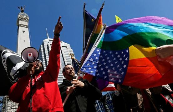 Religious Freedom bill stirs Hoosier uproar