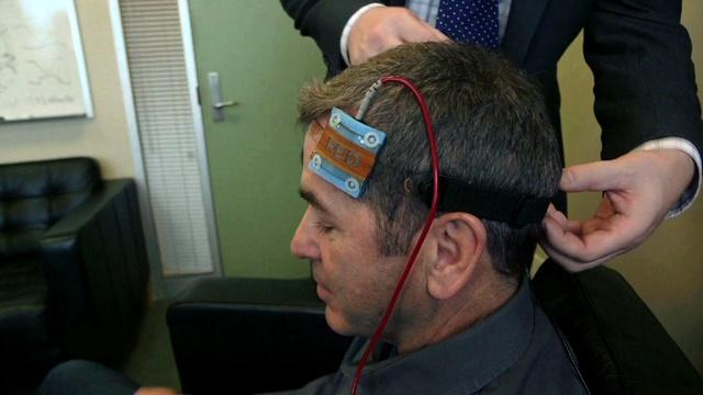 How a gentle electrical jolt can focus the sluggish mind