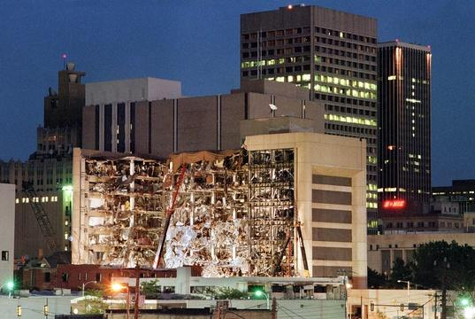 'There was no playbook' for handling the OK City bombing