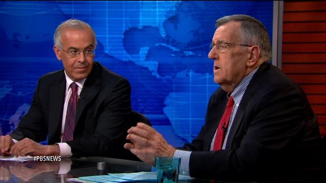 Shields and Brooks on Pacific trade deal politics