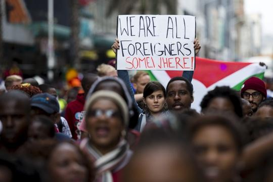 What's behind the xenophobic violence in South Africa?
