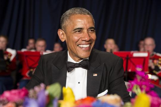 See Obama's zingers at the White House Correspondents Dinner