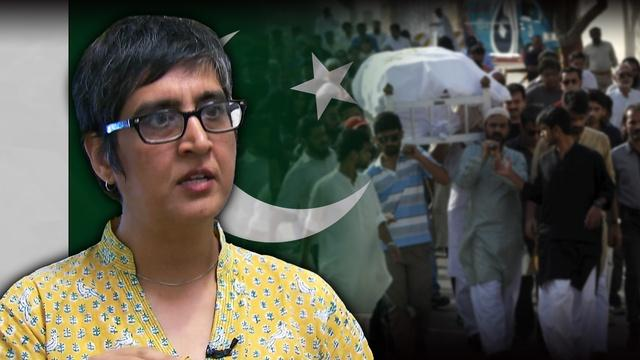 Who silenced Pakistani social activist Sabeen Mahmud?