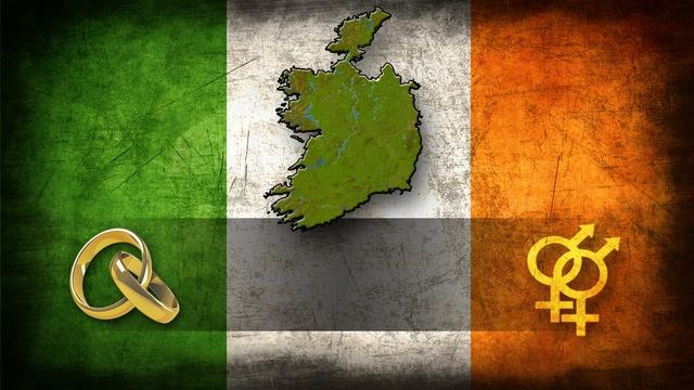 Ireland holds vote on legalizing gay marriage