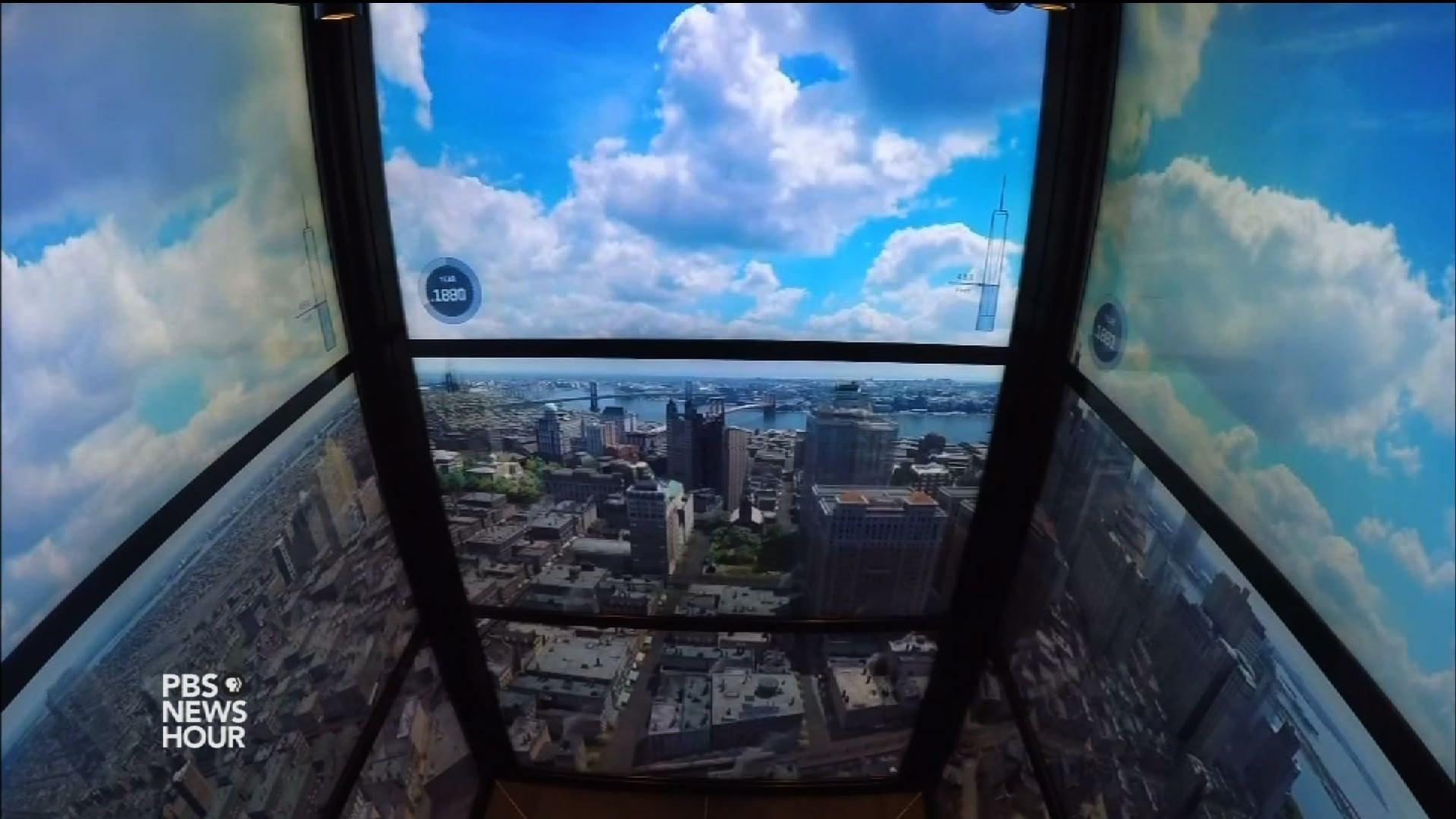 Pbs Newshour Take An Elevator Ride Back In Time Twin Cities Pbs