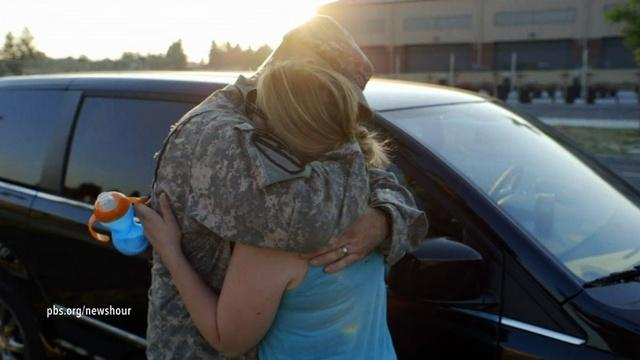 On Memorial Day, remembering the loved ones left at home