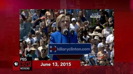 PBS NewsHour Weekend full episode June 13, 2015 Video Thumbnail