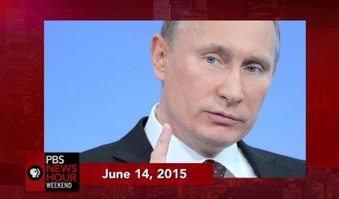 PBS NewsHour Weekend full episode June 14, 2015 Video Thumbnail