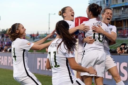 World Cup match against Germany will test U.S. Women's team