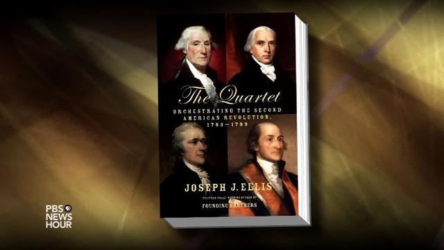 'Quartet' of patriots who brought the United States together