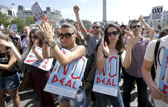 How is Greece likely to vote in austerity referendum?
