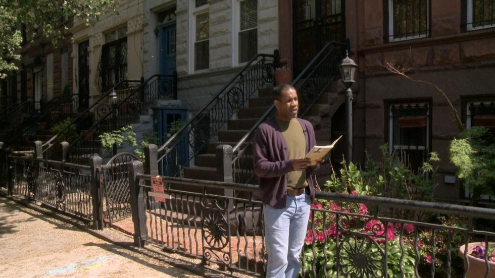 Poet Gregory Pardlo reads 'Written by Himself' image