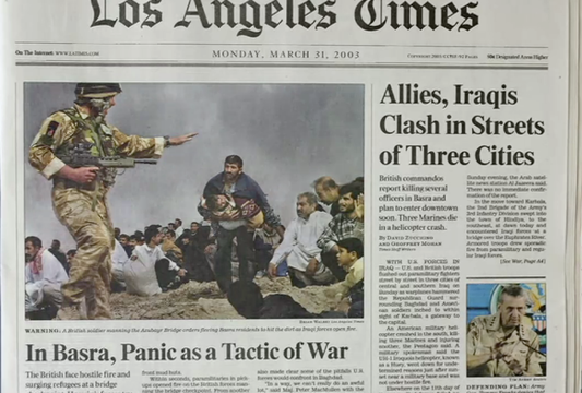 Exhibit chronicles manipulated news photos