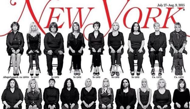 Women accusing Bill Cosby of assault share similar stories