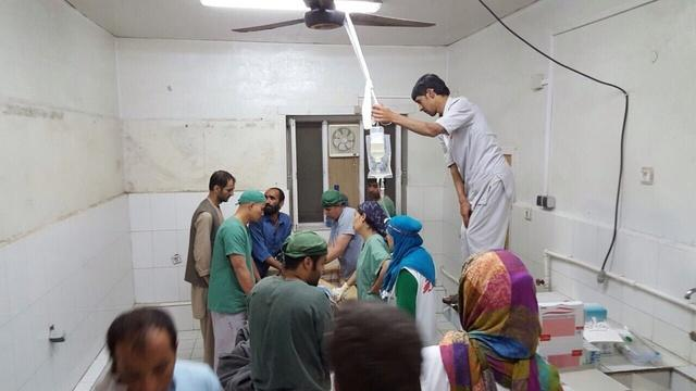 Airstrike hits Doctors Without Borders hospital