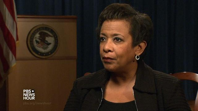 Lynch: U.S. at a unique time in history for justice reform