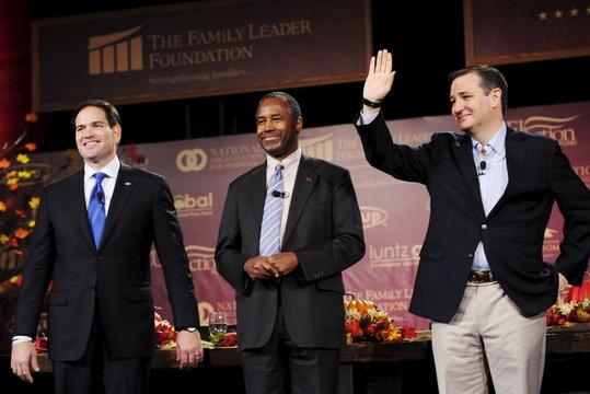 GOP 2016 candidates face critical moment as field tightens