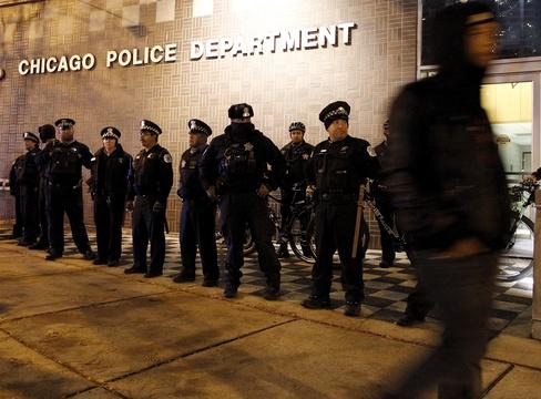 Chicago police superintendent out amid anger over shooting