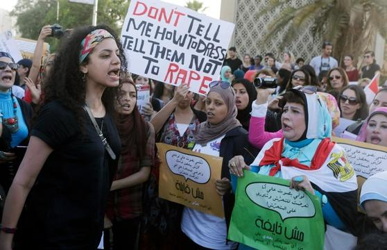How Egyptian women are fighting back against sexual violence