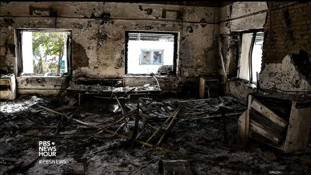 Chain of errors led to U.S. bombing of Afghan hospital