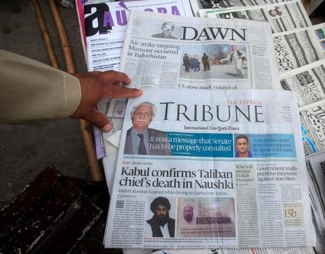 With killing of top mullah, what's next for the Taliban?