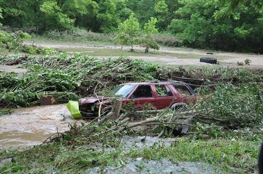 News Wrap: Flood-ravaged West Virginia braces for more rain
