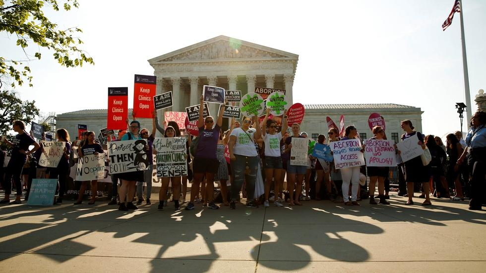 The impact of the Supreme Court's Texas abortion ruling image
