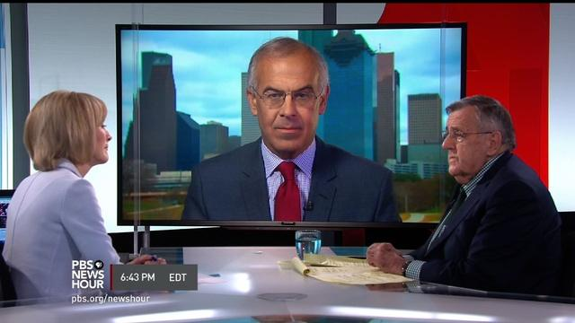 Shields and Brooks on the Hillary Clinton veepstakes