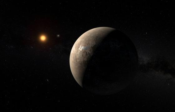Four light years away, a planet may be hospitable to life