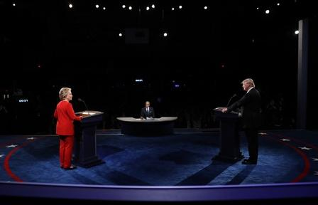 Watch the full first presidential debate Video Thumbnail