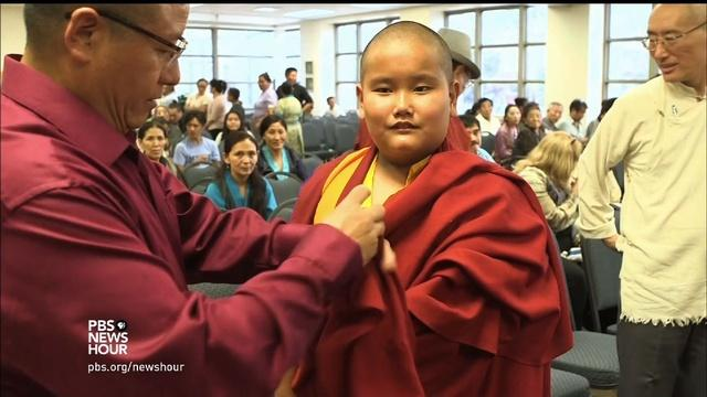 Minnesota kid destined to be a Buddhist spiritual leader