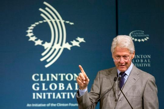 New details on Clinton Foundation business ties