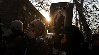 Iran's Rafsanjani played kingmaker, political counterweight