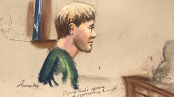 News Wrap: Federal jury sentences Dylann Roof to death