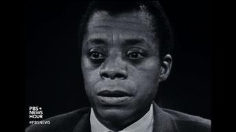 New film brings prophecy of James Baldwin into today's world