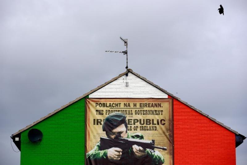 Brexit stirs up old divides in Northern Ireland