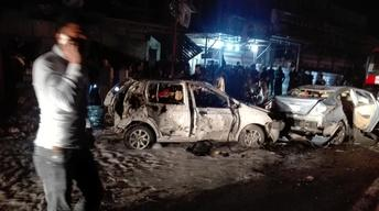 News Wrap: Deadly suicide car bomb explodes in Baghdad