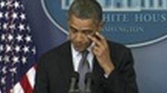 President Obama Mourns School Massacre