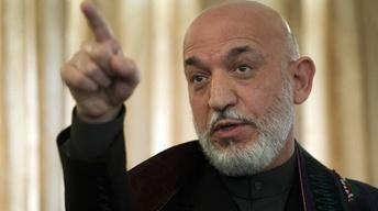 Afghanistan's Karzai to U.S. Troops: Leave Our Villages