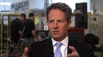 Geithner: Another Debt Limit Debate? 'I Don't Understand it'