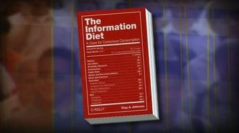 'The Information Diet': More 'Conscious Consumption' Needed?
